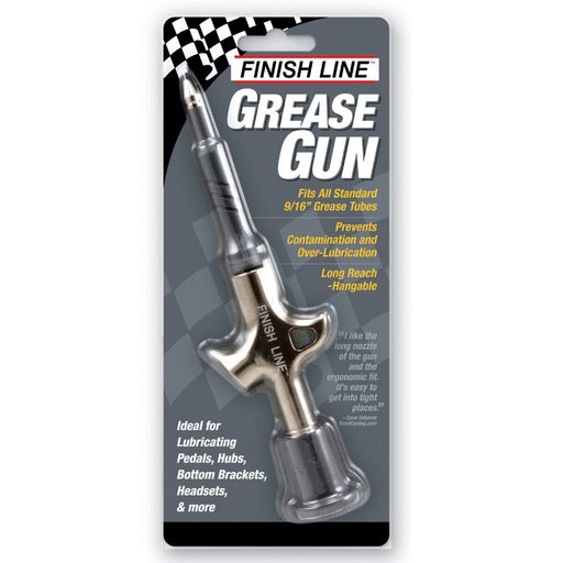 Finish Line Grease Gun - Racer Sportif
