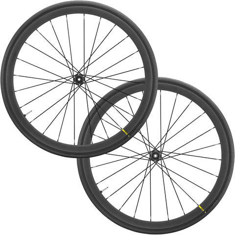 Mavic Cosmic Pro Carbon SL UST CL Disc Wheelset