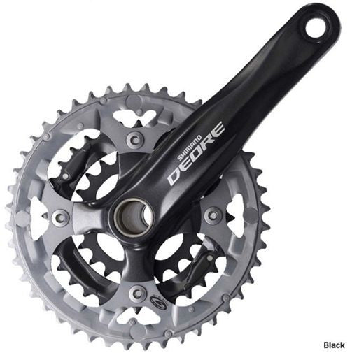 Shimano Deore 9 Speed Front Chain Wheel 175 mm Arm Length - Racer Sportif