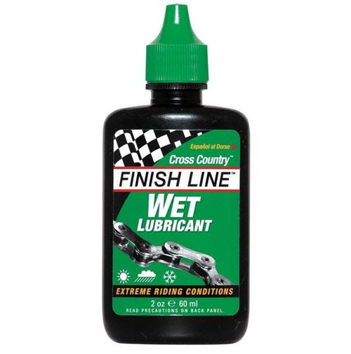 Finish Line Cross Country Wet Lubricant 60ml