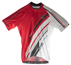 Suarez Men's High Draft Rojo Jersey - Racer Sportif