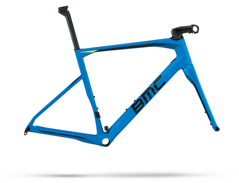 2017 BMC Roadmachine 01 Frameset - Mexico Blue