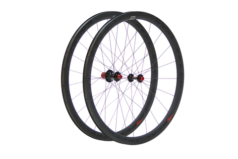 Real Speed RS30 Wheelset - Racer Sportif