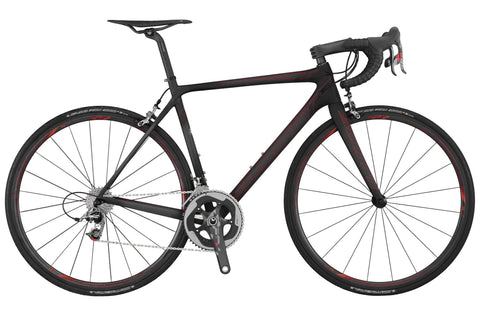 2014 Scott Addict SL Road Bike - Racer Sportif