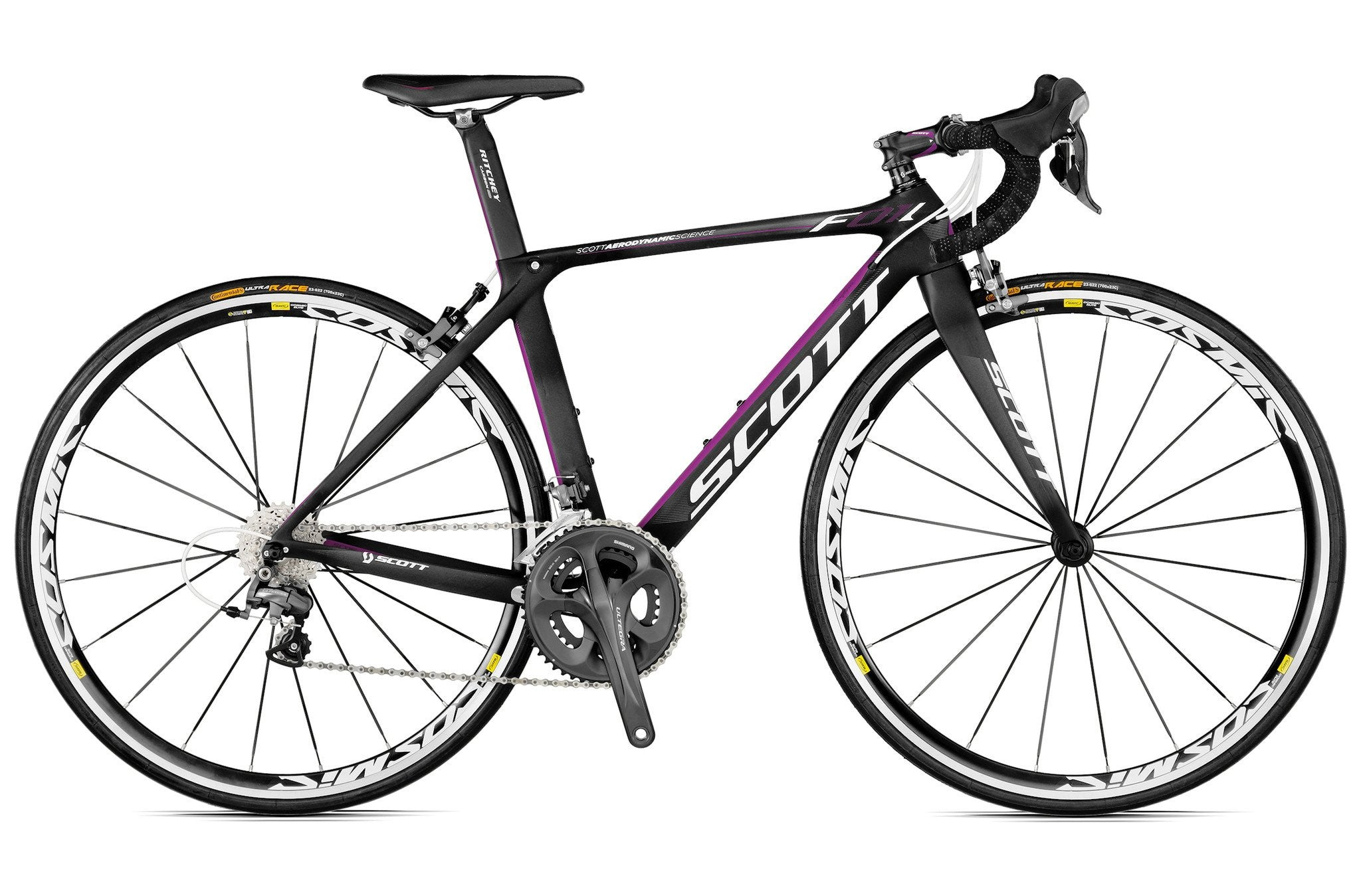 2012 Scott Foil Contessa Road Bike