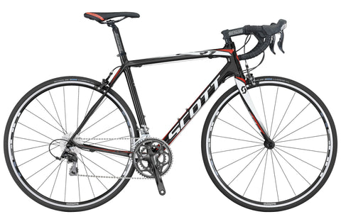 2014 Scott CR1 20 compact drivetrain road bike