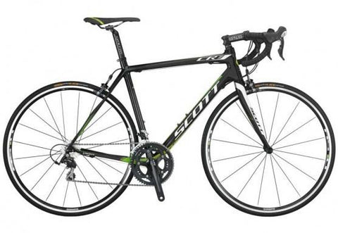 2013 Scott CR1 Team Road Bike - Racer Sportif
