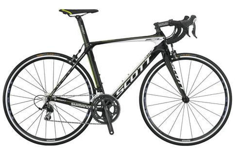 2013 Scott Foil 40 Compact Road BIke