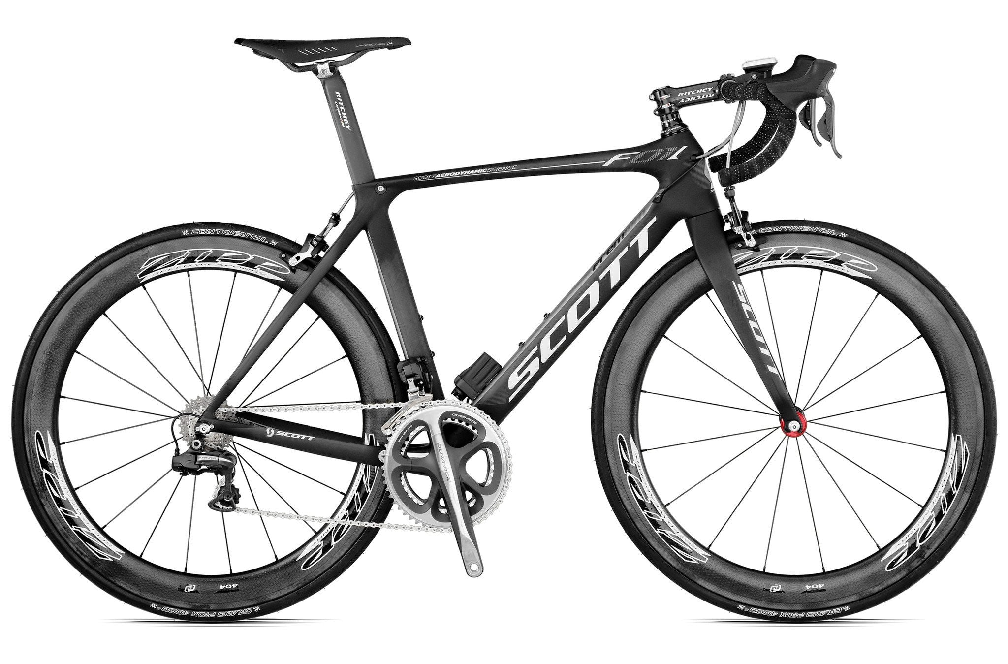 2012 Scott Foil Premium Road Bike