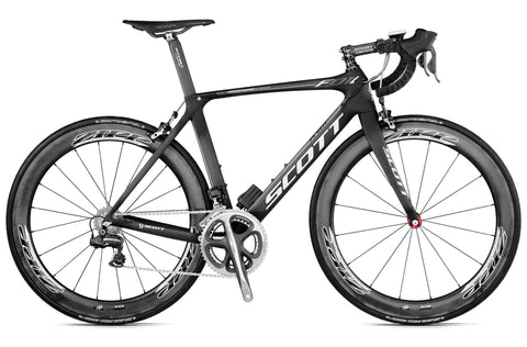 2012 Scott Foil Premium Road Bike - Racer Sportif