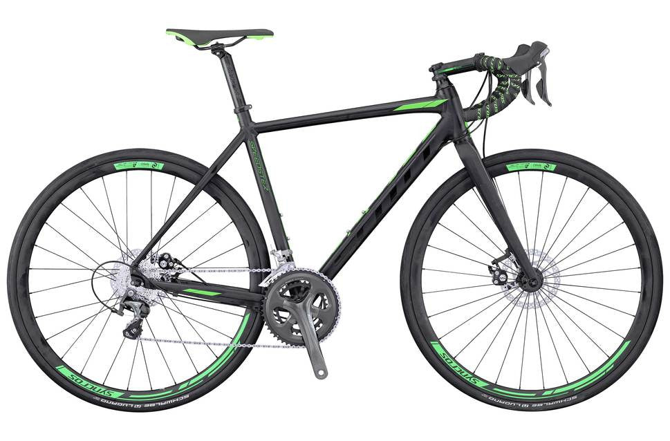 2016 Scott Speedster 30 Disc - Racer Sportif