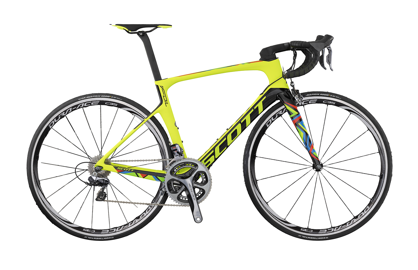 2017 Scott Foil Rio Edition Dura Ace 9070 Road Bike