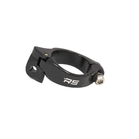 Real Speed Front Derailleur Braze-On Clamp - 31.8