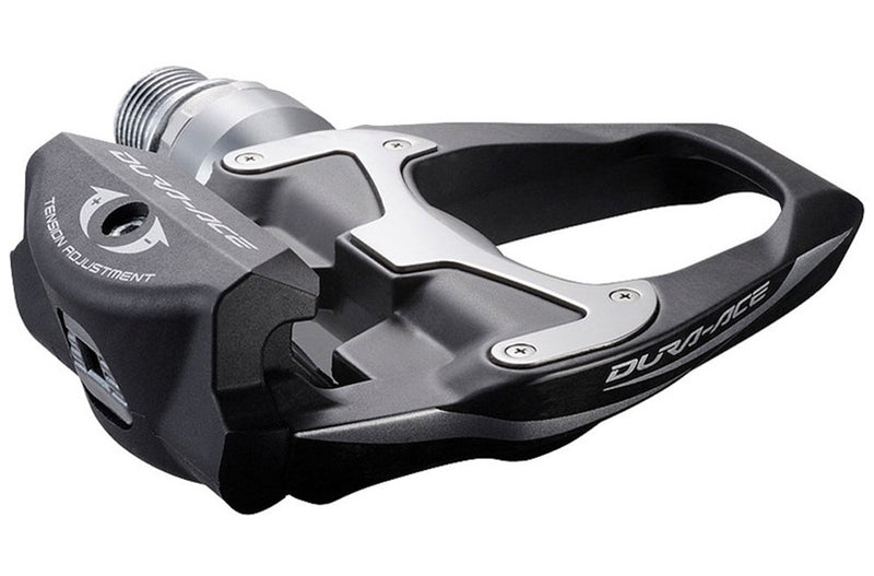 Shimano Dura-Ace 9000 + 4mm Axle Road Pedals - Racer Sportif