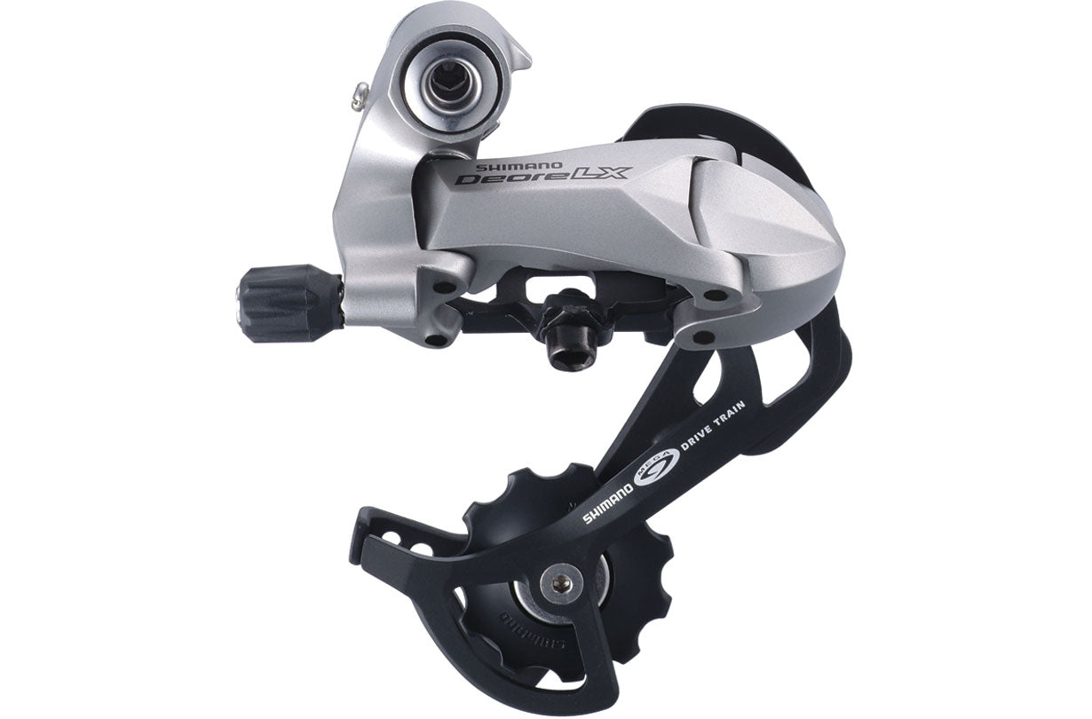 Shimano Deore LX 9 Speed Rear Derailleur GS RD-M580
