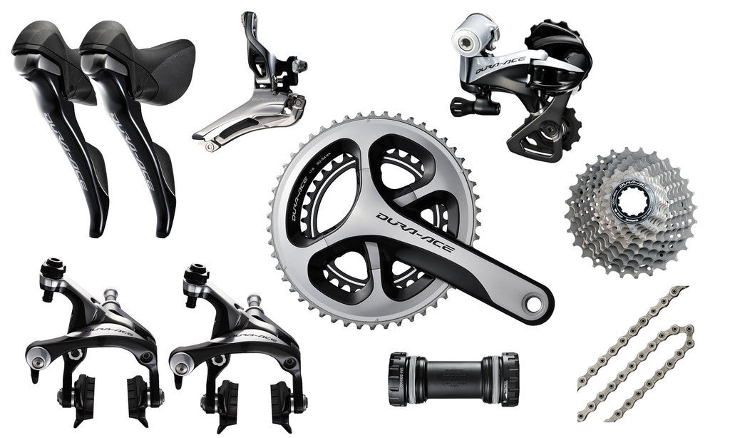 Shimano Dura Ace 11 Speed 9000 Mechanical Groupset