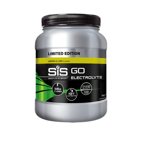 SIS Go Electrolyte Mix 1kg - Lemon & Lime