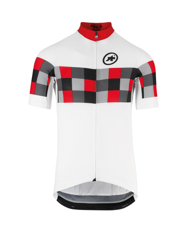 Assos SS.grandprixJersey_evo8 - National Red