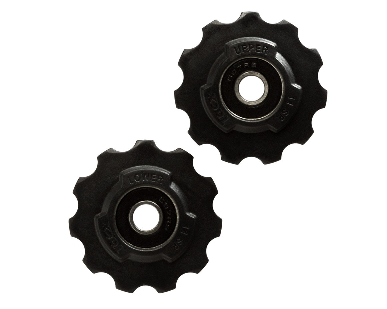 Tacx Sealed Pulley Wheels T4090 - Sram & Shimano 9,10 Speed