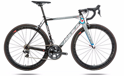2016 Aquila Equipe-R Team Canada Edition Shimano 11 Speed 9000 Road Bike - Racer Sportif