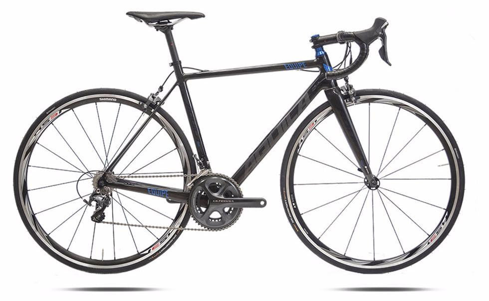 2016 Aquila Equipe Shimano 11 Speed 6800 Road Bike