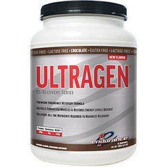 1st Endurance Ultragen Recovery Drink chocolate
