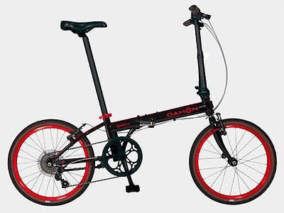 Dahon Speed D7 Folding bike - Racer Sportif