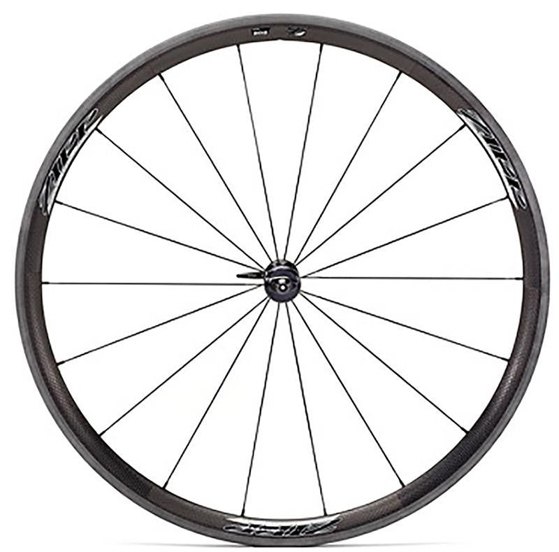 2012 Zipp 202 Carbon Tubular 10 Speed Wheel Set - Racer Sportif