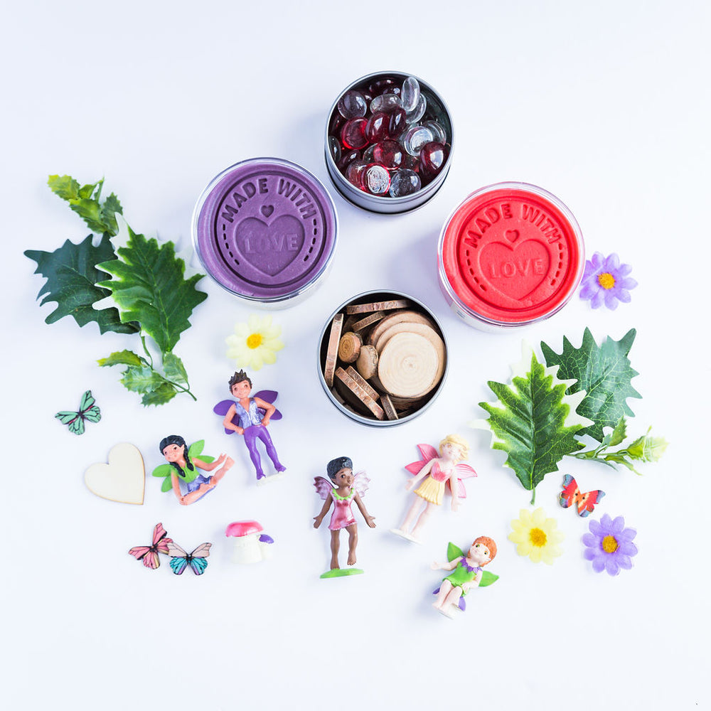 Friendly Fairies Dough Kit