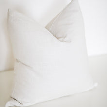 Load image into Gallery viewer, Stone Linen Pillow Cover