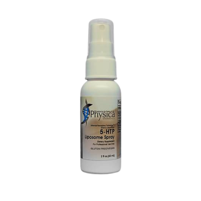 5-HTP Liposome Spray | Supports healthy brain inhibitory neurotransmitter serotonin levels, emotional well-being and sleep/wake cycles