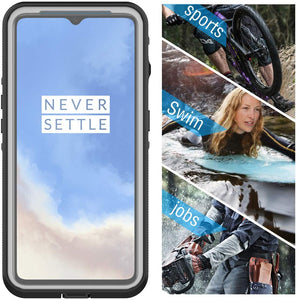360° Anti-Scratches Sealed Waterproof IP68 Shockproof Full Protection Phone Case For Oneplus Nord5G 8T 8T5G 8 8Pro 7t Pro 7 7 Pro 6 6T