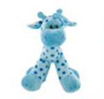 Blue Giraffe Plush