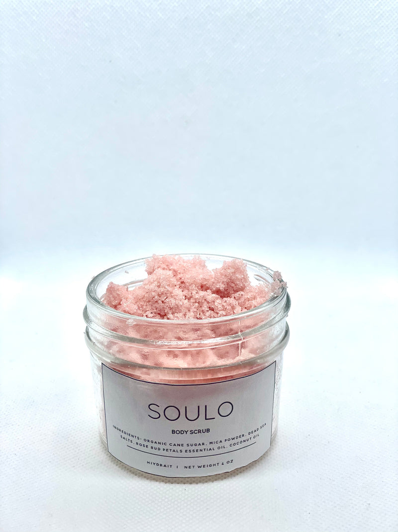 SOULO Body Scrub