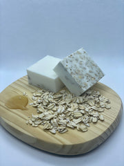 Goat Milk, Honey & Oats Soap