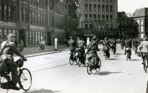 Occupied The Hague, 1940-1945