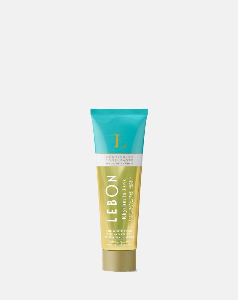 "Toothpaste ""Rhythm is Love"" - Yuzu + Ylang + Mint 75ML"