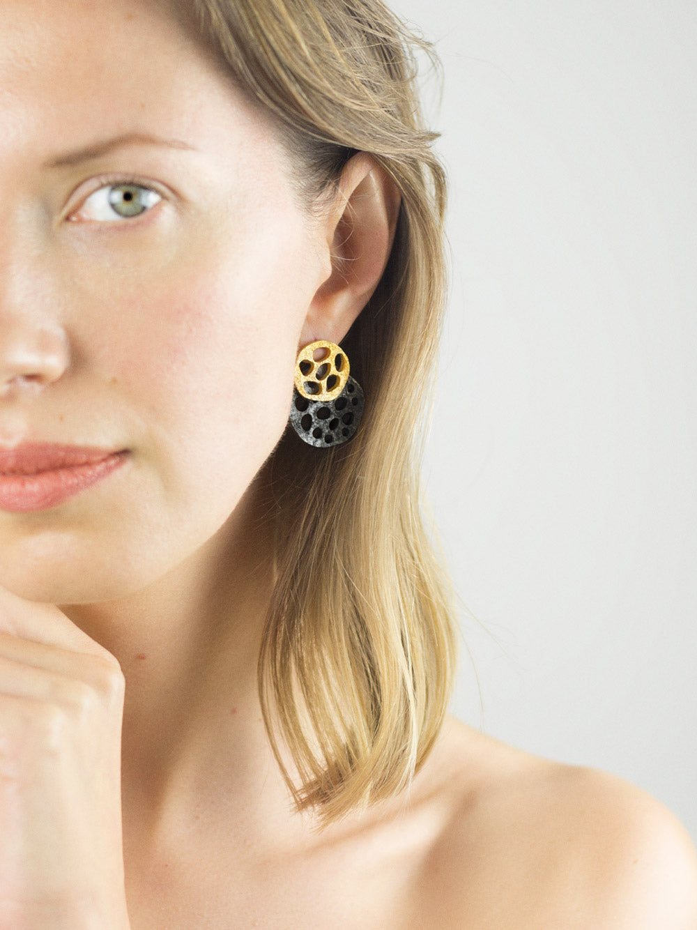 Barcelona Milà Earrings – Paula Vieira Jewellery