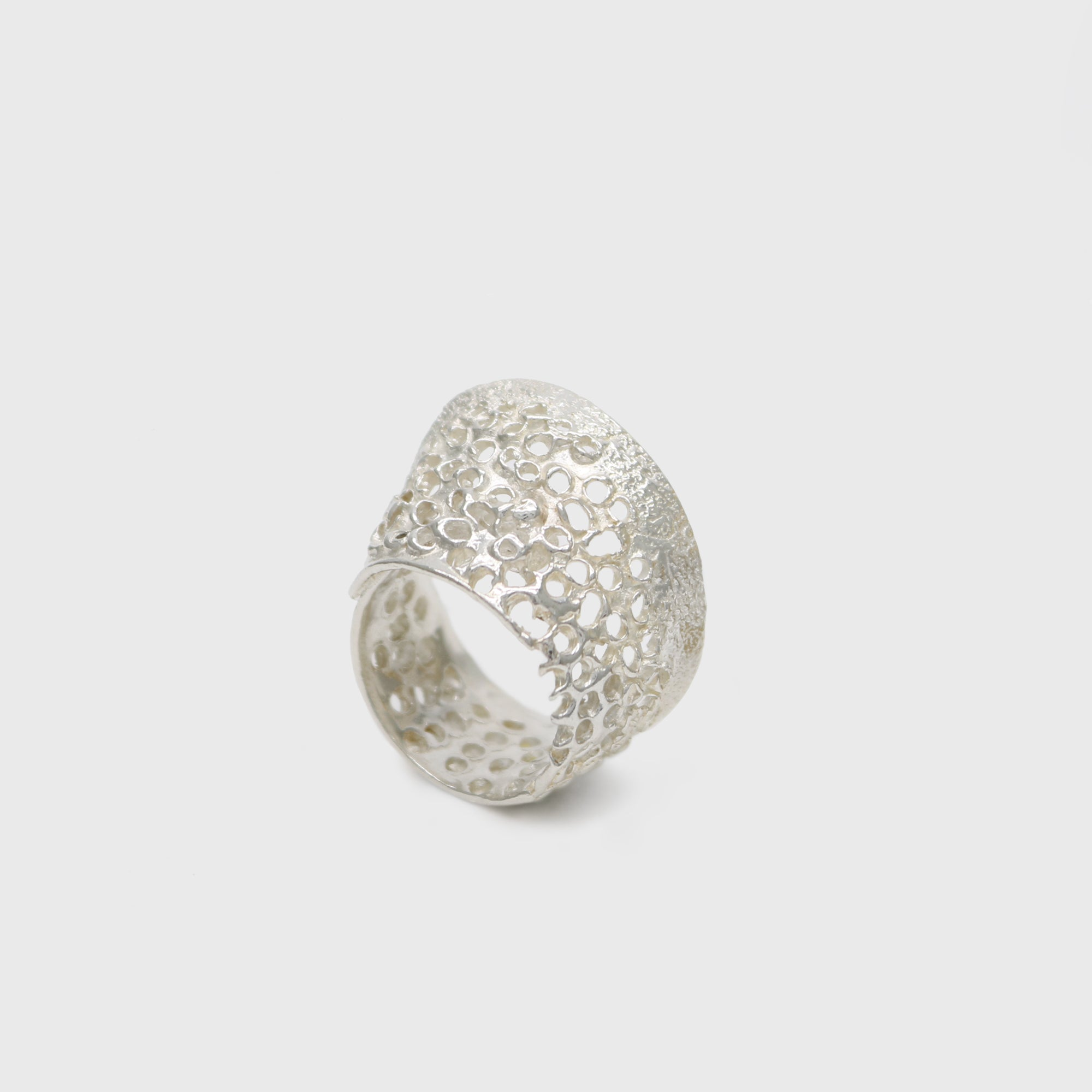 Vulcana Tide Ring – Paula Vieira Jewellery