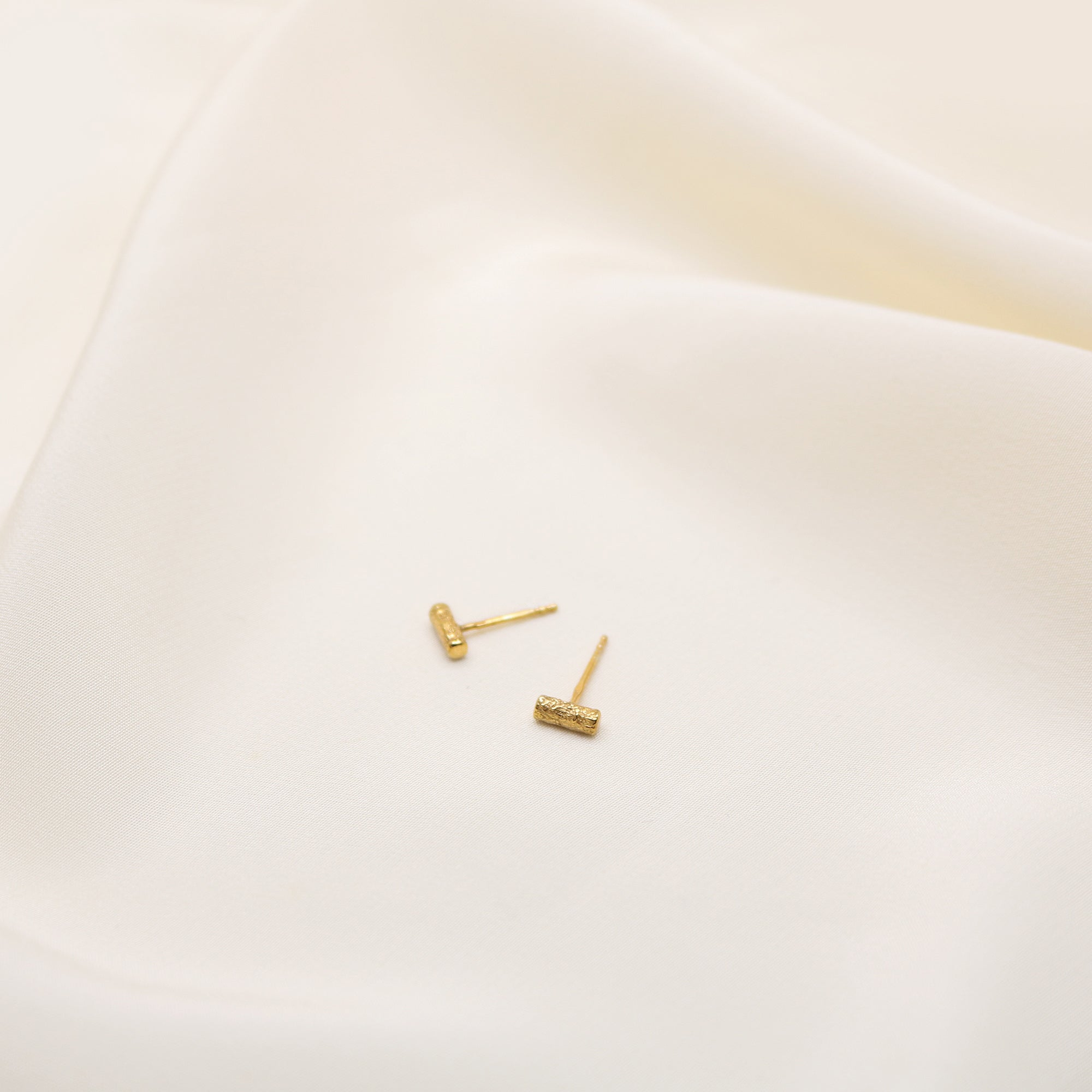 Wabi Mini Mini Earrings – Paula Vieira Jewellery