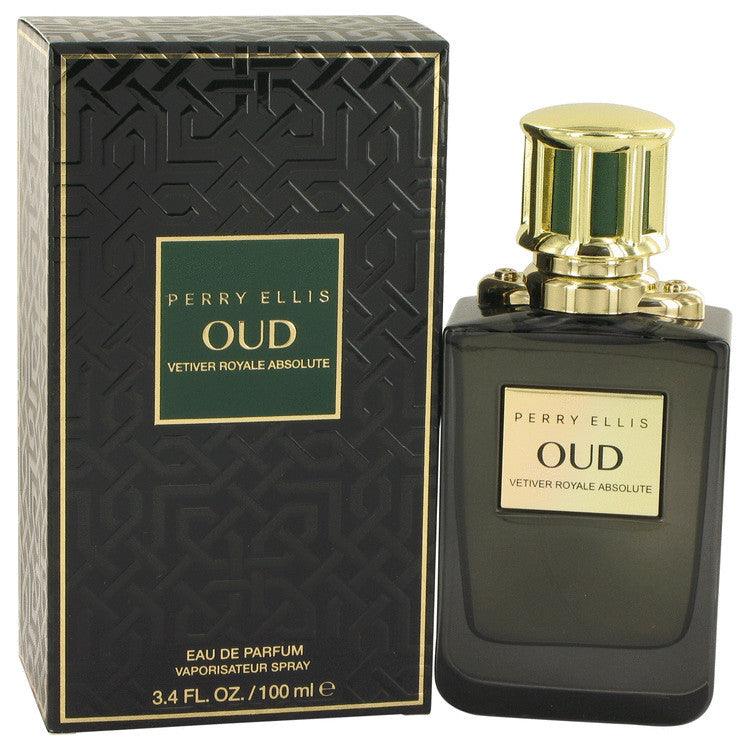 Perry Ellis Oud Vetiver Royale Absolute Perfume...