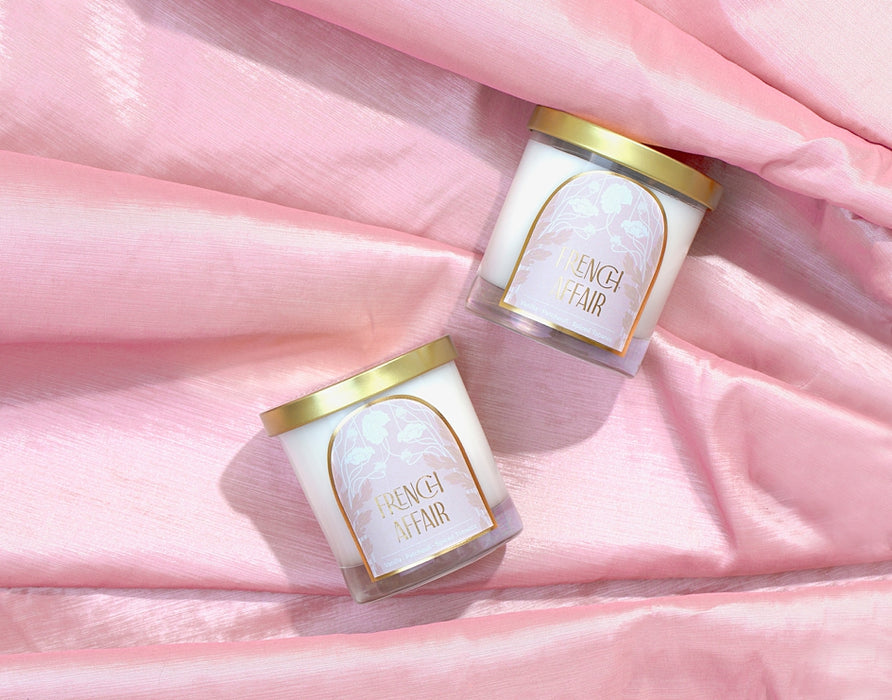Fancy Face | French Affair Candle