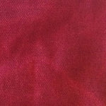 Load image into Gallery viewer, cranberry red waxed canvas fabric