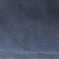dark blue (midnight) waxed canvas fabric