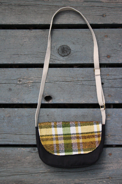 Mini Messenger Plaid Cross Body Bag - Multiple Color Options -  - Bag - Bliss Joy Bull - 4