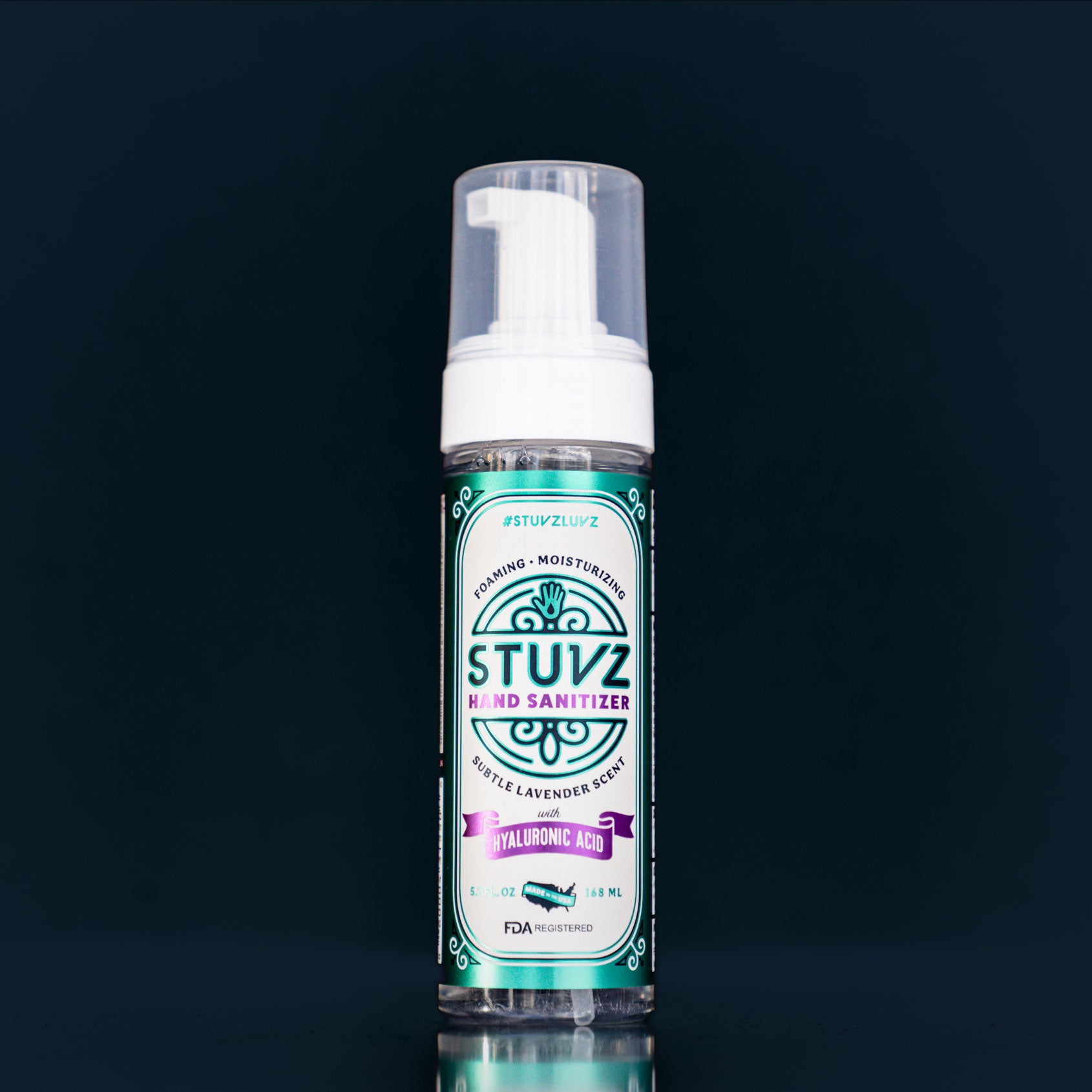 Stuvz Foaming Hand Sanitizer