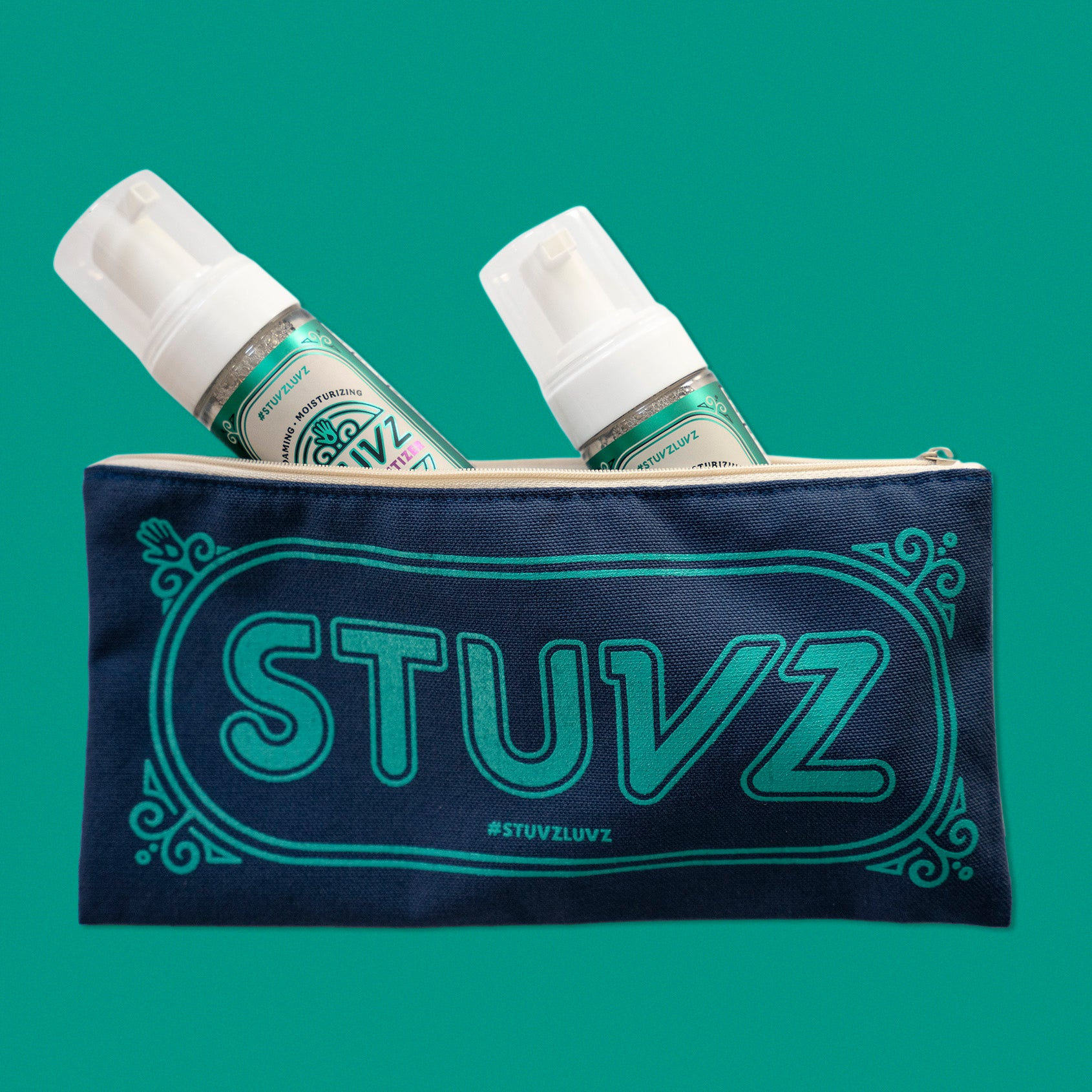 "Stuvz ""Keep Up With Your PPE"" Pouch"