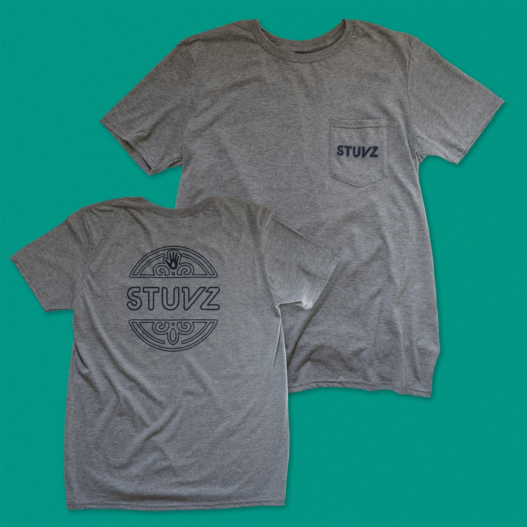 Stuvz Pocket Tee