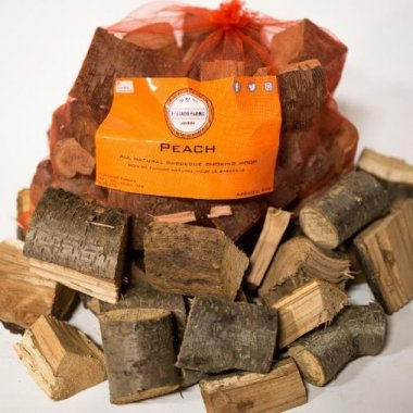 Peach Chunks (6kgs) - Cook Wood
