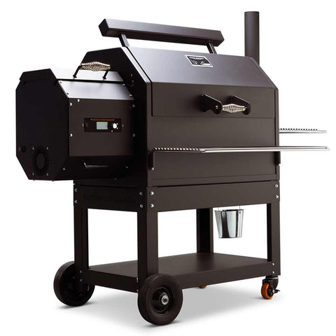 YS640S Yoder - PELLET GRILL